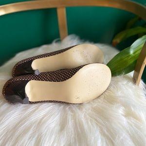 Steve Madden Shoes - [Steve Madden] Polka Dot Heels